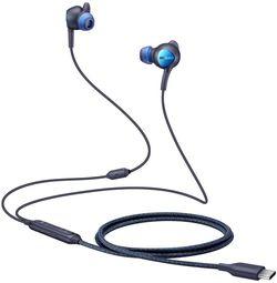 купить Наушники с микрофоном Samsung EO-IC500 ANC Type-C Earphones Blue в Кишинёве