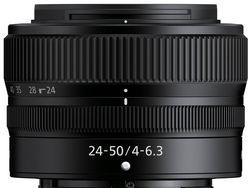 купить Объектив Nikon Z 24-50mm f/4-6.3 Nikkor в Кишинёве