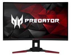 cumpără Monitor Acer Predator XB321HK ZeroFrame 4K Black/Red (UM.JX1EE.001) în Chișinău