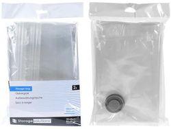 Мешки для хранения вакуумные 2шт (85X55cm, 60X50cm)