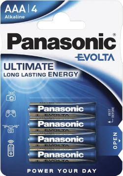 купить Батарейка Panasonic LR03EGE/4BP blister в Кишинёве