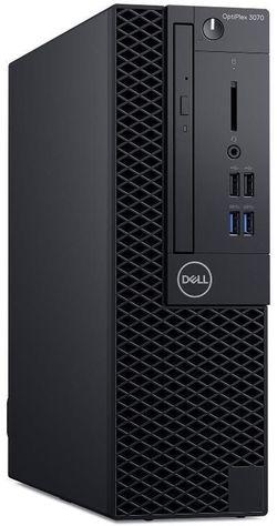 купить Системный блок Dell OptiPlex 3070 Black (273265306) в Кишинёве