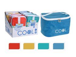 Сумка-холодильник тканевая Сool 4l 21X15X15cm, 4 цвета