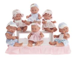 Кукла младенец Питу, 26 см Код 4053