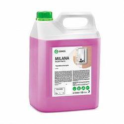 Cremă-săpun lichid Milana mure și iaurt