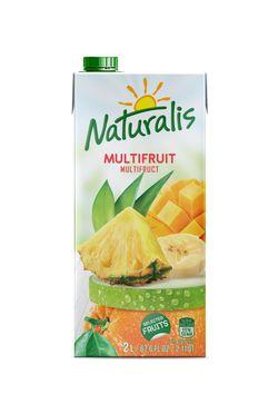 Naturalis нектар мультифрукт 2 Л