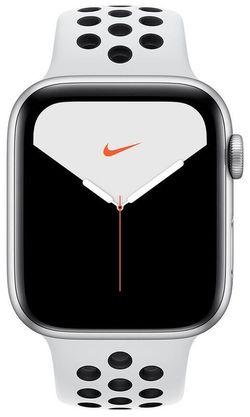 купить Смарт часы Apple Watch Nike Series 5 GPS, 44mm Space Gray Aluminium Case MX3V2 в Кишинёве