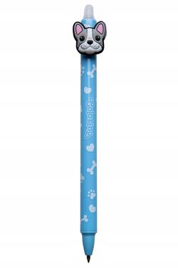 Stilou cu bilă Colorino scriu- șterge albastru 0,5