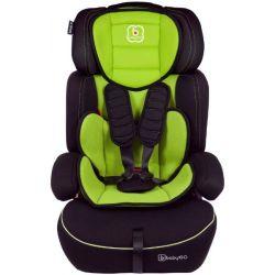 Автокресло BabyGo Freemove Green (9-36 кг)