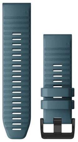 cumpără Accesoriu pentru aparat mobil Garmin QuickFit fenix 6X 26mm Lakeside Blue Silicone Band în Chișinău