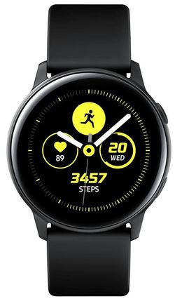 купить Смарт часы Samsung SM-R500 Galaxy Watch Active Black в Кишинёве