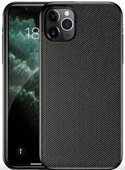 купить Чехол для смартфона Helmet iPhone 11 Black Nylon TPU Case в Кишинёве