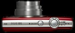 Aparat foto digital Canon Ixus 185 Red