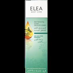 Cremă-depilatoare pentru zone delicate, SOLVEX Elea, 120 ml.