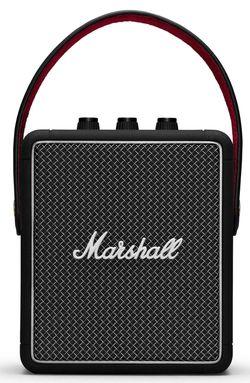cumpără Boxă portativă Bluetooth Marshall STOCKWELL II Black (1001898) în Chișinău