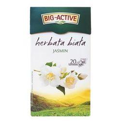 Чай белый Big Active with Jasmine, 20 шт