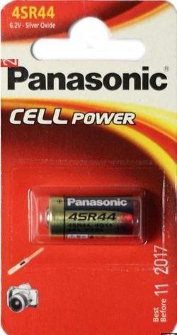 купить Батарейка Panasonic 4SR-44EL/1B в Кишинёве