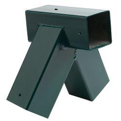 Уголок для квадратной балки 90х90 мм