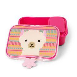 Пластиковый контейнер для бутербродов Skip Hop Zoo Lama