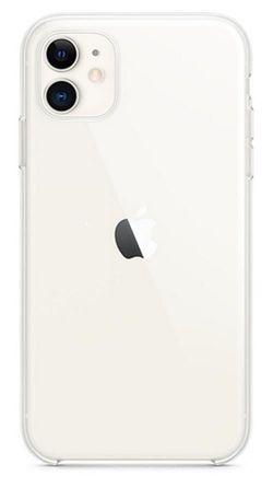 купить Чехол для смартфона Helmet iPhone 11, Clear Soft Case в Кишинёве