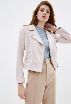Куртка TOM TAILOR Бледно розовый