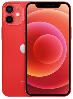 cumpără Smartphone Apple iPhone 12 mini 128GB (PRODUCT) RED (MGE53) în Chișinău