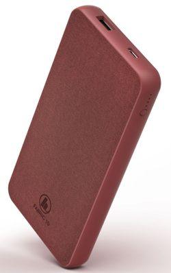 cumpără Acumulator extern USB (Powerbank) Hama 187258 Fabric 10 10000 mAh în Chișinău