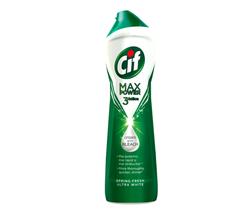 Detergent cremă Cif Max Power Spring Fresh, 500 ml