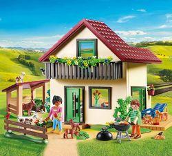 cumpără Jucărie Playmobil PM70133 Modern Farmhouse în Chișinău