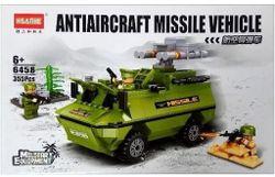 cumpără Jucărie Promstore 43910 HSANHE Зенитная машина, 42X28X6cm în Chișinău