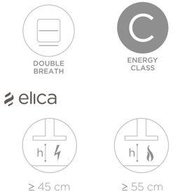 Вытяжка Elica Stripe BL/A/60/LX