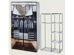 Шкаф-органайзер на 2 секции 160X88X45cm,