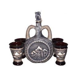 Set de vin Caucaz /8