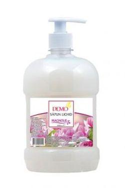 * Sapun lichid crem cu aroma Magnolie 1L