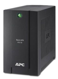 купить Источник бесперебойного питания APC BC650-RSX761 650VA/360W в Кишинёве
