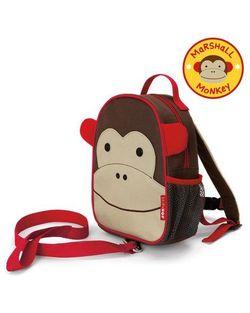 Рюкзак с ремешком Skip Hop Zoo Обезьянка