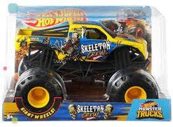 Mașină Monster Trucks 1:24 Hot Wheels, cod FYJ83