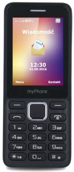 купить Телефон мобильный myPhone 6310, Black в Кишинёве