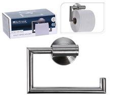 Suport de hartie igienica Inox 15.5X11X6.5cm, metal