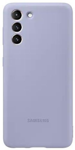 cumpără Husă pentru smartphone Samsung EF-PG996 Silicone Cover Violet în Chișinău