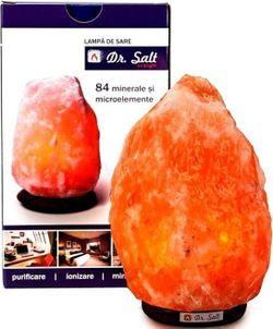 купить Настольная лампа Dr.Salt Солевая, 5-6 кг. с реостатом в Кишинёве