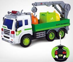 Jucărie teleghidată Wenyi 1:16 Model Truck (WY1008D)