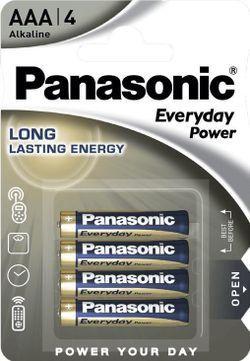 купить Батарейка Panasonic LR03REE/4BR blister в Кишинёве