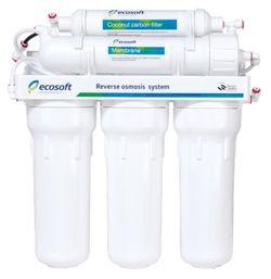купить Фильтр проточный для воды Ecosoft Sistem cu osmoza inversa 5-50 в Кишинёве