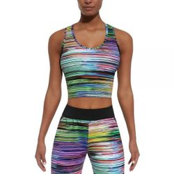 Топ р.М BAS BLACK Tropical-Top 30 Women's Sports BB12739 (3369)