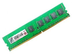 4GB DDR4- 2666MHz   Transcend PC21300