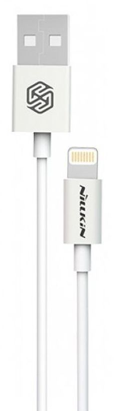 Cablu Nillkin Lightning Rapid Cable MFI USB White