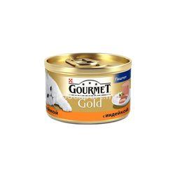 Gourmet Gold pateu din curcan 85 gr