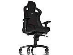 Игровое кресло Noble Epic NBL-PU-PNK-001 Black / Pink,