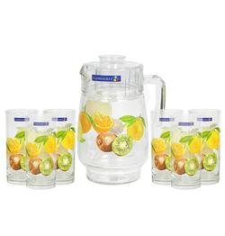купить Набор посуды Luminarc H3145 Vitamine 7 piese в Кишинёве